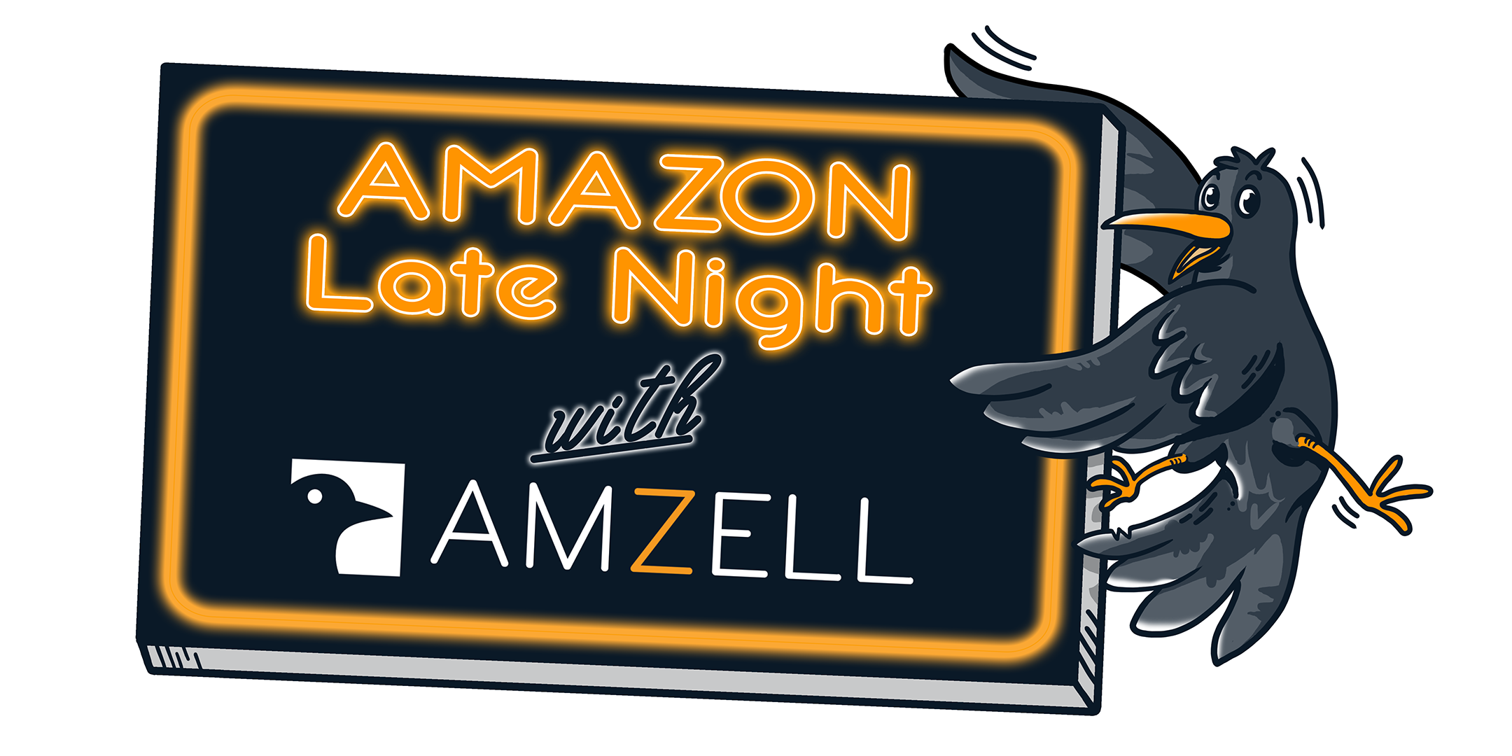 AMAZON Late Night with AMZELL